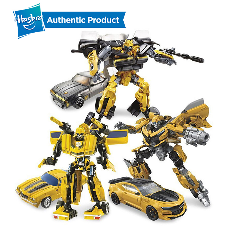 Hasbro Transformers Bumble Bee Autobots Movie Action Figures Kids Toys No Box