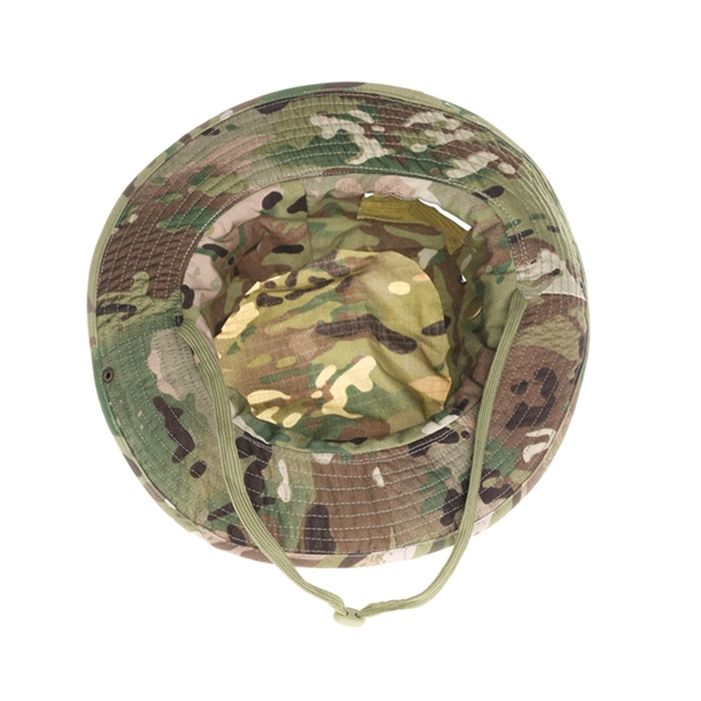 Military Tactical Cap Men Camouflage Boonie Hat Sun Protector Outdoor Paintball Airsoft Army Training Fishing Hunting Hiking Cap 4