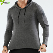 BARBOK Mens Gym Sweater Shirts Thin Hoodies Quick Drying Breathable Running Wear 4 Color M-3XL Workout Jogging Sweatshirt