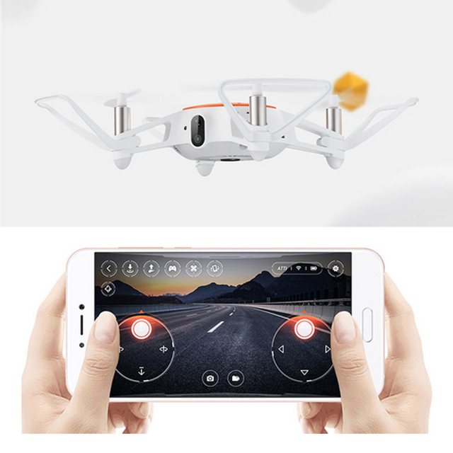 Xiaomi MITU Smart RC Drone Best Drone With Camera  720P HD Remote Control helicopter MiniAircraft Wifi Drone FPV CameraPlane 2