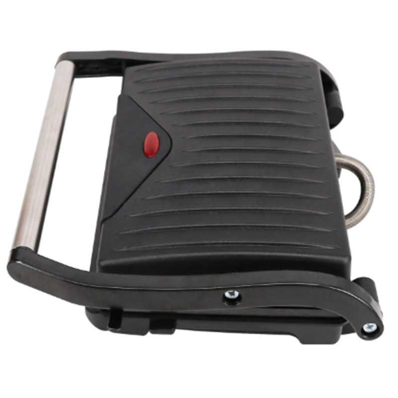 חשמלי הגריל הביתי מכונה עישון בגריל בשר כריך ארוחת בוקר יצרנית המבורגר מכונה כדי טוסט לחם Ste