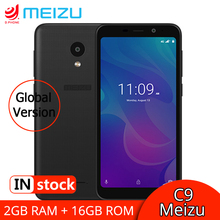 Meizu C9 2GB 16GB Global Version Mobile Phone Quad Core 5.45 inch Screen Smartphone Front 8MP Rear 13MP Camera 3000mAh Battery