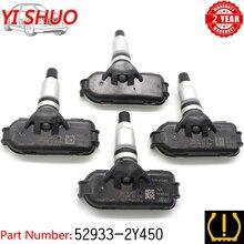 Auto TPMS Reifendruck Sensor Überwachung System 52933 2Y450 für HYUNDAI IX35 KIA SPORTAGE 2013 2015 433Mhz 529332Y450