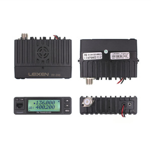 Image 3 - LEIXEN Mini Walkie Talkie VV 998S, 25W, doble banda, VHF, UHF, 144/430MHz, Radio móvil, radioaficionado