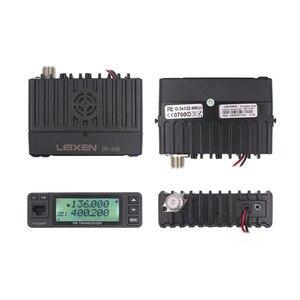 Image 3 - LEIXEN VV 998S VV 998 Mini talkie walkie 25W double bande VHF UHF 144/430MHz émetteur Mobile radioamateur