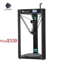 ANYCUBIC 3d принтер Хищник 370x370x455 мм самый большой Дельта шкив с автоматическим выравниванием большой 3D печати размера плюс Titan экструдер