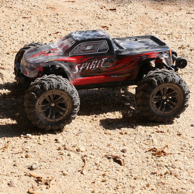 1:16 Racing RC Car Rock Crawler remote Control Truck 15 Mins Play Time 52KM/H 2.4 GHz Drift Buggy Toy Car For Kids#0515hwc 5