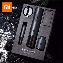 Xiaomi Mijia – ouvre-bouteille électrique automatique, bouchon, décanteur rapide, tire-bouchon, coupe-bouchon