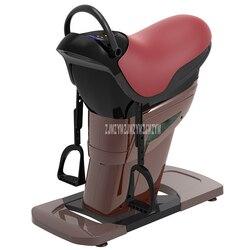 Haushalt Innen Elektrische Reiten Maschine Reiten Übung Maschine Körper Abnehmen Training Fitness Gewicht Verlust Ausrüstung 220V