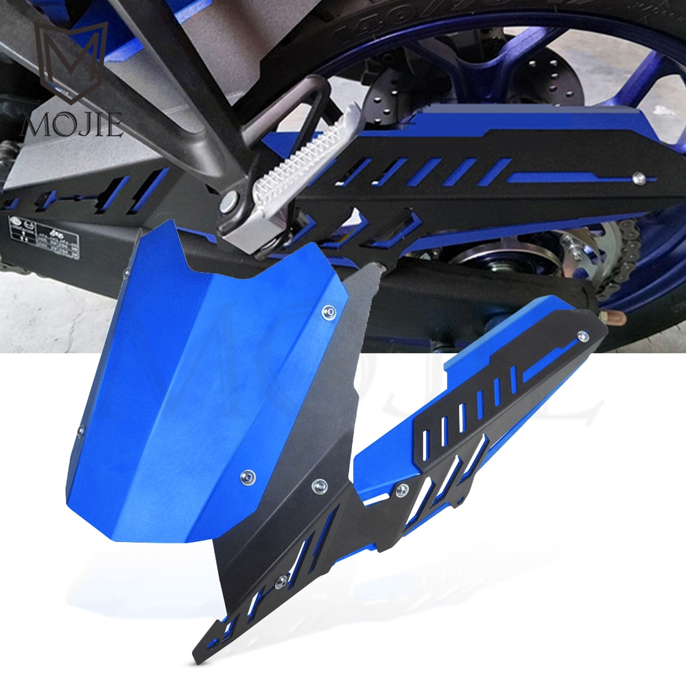 Для YAMAHA YZF R25 R3 YZF-R25 YZF-R3 MT-03 MT03 MT-25 MT25 Мотоцикл с ЧПУ заднее крыло Сеть гвардии Обложка протектор комплект