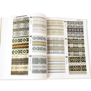 Image 2 - לסרוג סוודר הדרכה ספר סוודר סריגה 1000 שונה דפוס ספר/מכור צריך ומסרגת מיומנות ספר לימוד