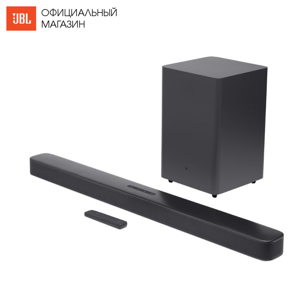 Home Theatre System JBL JBLBAR21DBBLKEP Electronics Audio music centre subwoofer Video sound bar wireless acoustic system