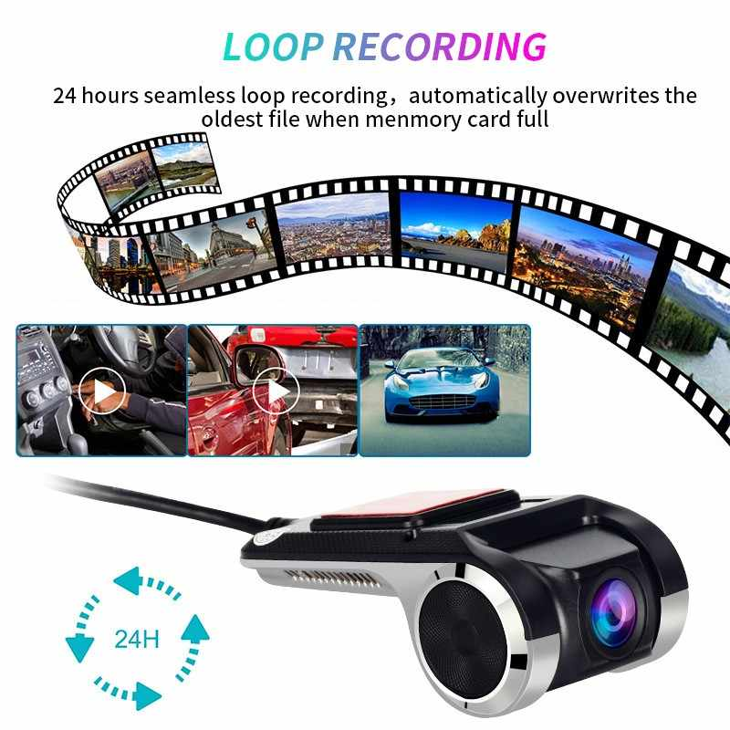 Full Hd Dash Cam Dvr Dash 1080P Camera Auto Dvr Adas Dashcam Android Car Recorder Dash Cam Night Versie hd 1080P Auto Recorder