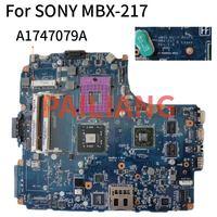 Płyta główna laptopa PAILIANG dla Sony MBX 217 płyta główna A1747079A REV.1.0 tesed DDR2 w Płyty główne od Komputer i biuro na