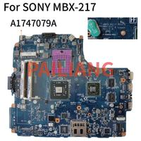 PAILIANG Laptop motherboard for Sony MBX 217 Mainboard A1747079A REV.1.0 tesed DDR2