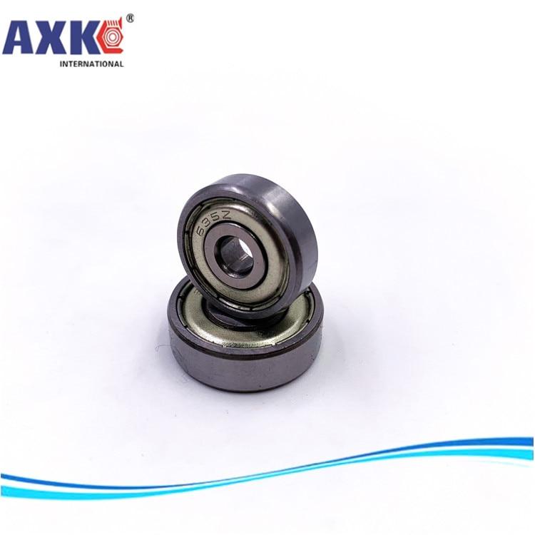 10 Metal Bearing 4x7x2.5 Sealed Ball Bearings 4x7 mm