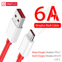 Original oneplus 7 Pro Warp Ladegerät Kabel 6A snel opladen daten sync linie usb c kabel oneplus 7 7t pro 6 T 5 T 3T Moblie telefoon