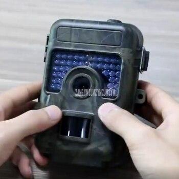 Outdoor Hunting Camera 3 Mega Pixel Wildlife Night Vision Animal Monitoring Camera Waterproof Dustproof Scouting Camera HH-662