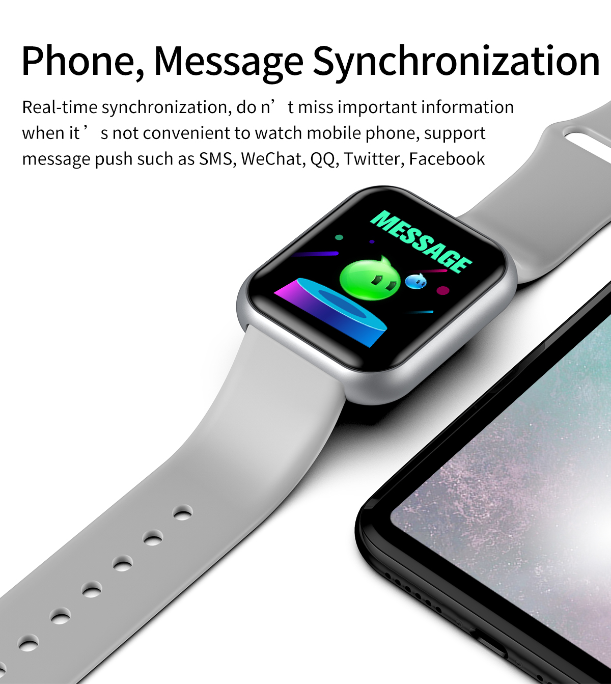 SYSOTORYU Smart Watch