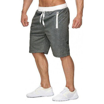 New Jordan shorts men's fitness bodybuilding shorts men's summer gym exercise men's breathable quick-drying sportswear jogging 7