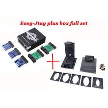Bộ Đầy Đủ Dễ Dàng JTAG Plus Hộp Dễ Dàng Jtag Plus + EMMC Ổ Cắm