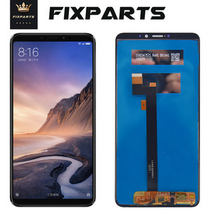 """Original New LCD for Xiaomi Mi Max 3 LCD Display + Touch Screen Digitizer 6.9""""inch For Mi Max3 MI Max 3 Display Cell Phone Parts(China)"""