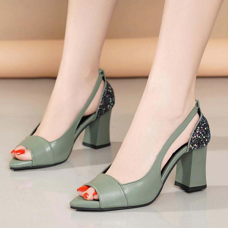 Fashion-Sex Women Sandals Shoes Woman Gold Silver High Heels Peep Toe Sandalias Mujer Summer Platform Shoes