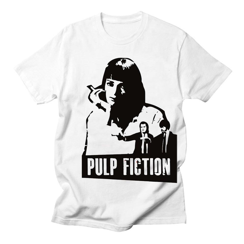t shirt maglietta Ciro Genny Gomorra pulp fiction quentin tarantino uomo donna