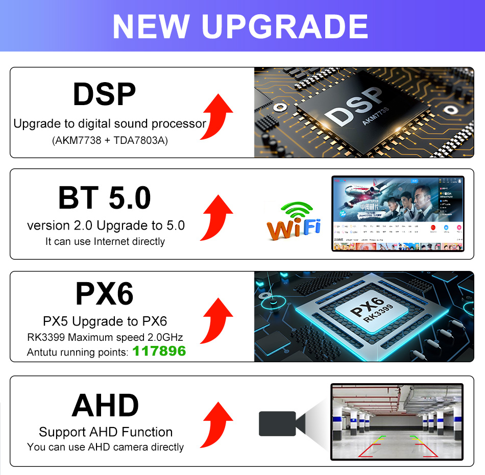 cheapest KingBeats Android 8 1 Octa-Core head unit 4G in Dash Car Radio Multimedia Video Player Navigation GPS For Mitsubishi Outlander 2 CW0W C-Crosser 4007 2005 - 2013 no dvd 2 din Double Din Android Car Stereo 2din DDR4