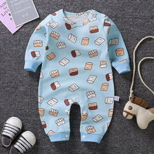 Rompers Soft Infant Clothing toddler baby boy girl jumpsuits