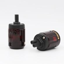 Hifi C 879 рис. 8 IEC C7 аудио кабель питания IEC женский Электрический разъем адаптера