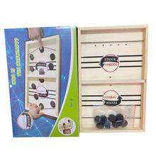 Interactive Board Games Sling Puck Game WinnerToys Toy table games Fast Hockey Toys Party Family Indoor For Fun 2020 Hotsale! shark bite game funny toys desktop fishing toys kids family interactive toys board game