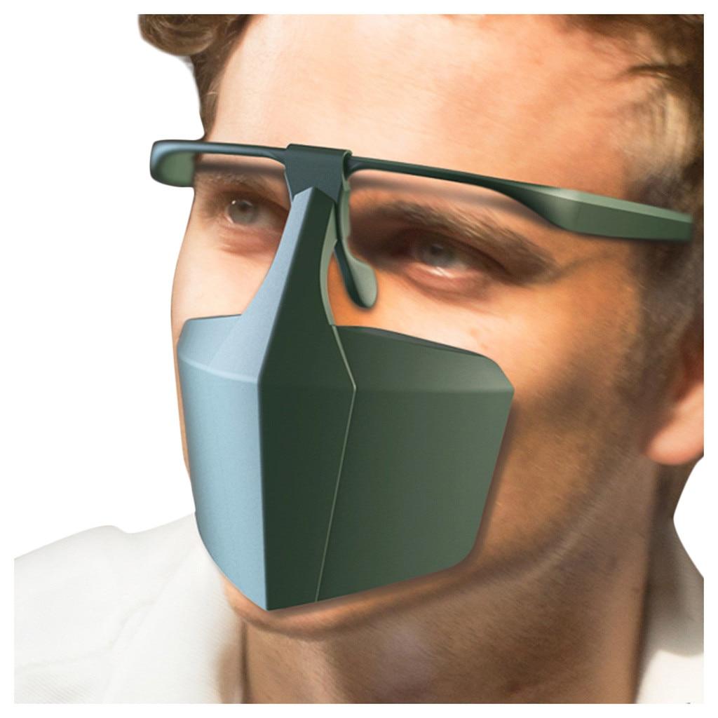 Accessories - Mask for Face Women Face Mask Splash Spray Protective Equipment Mondmasker Scarf Mascarilla Re-utilizable