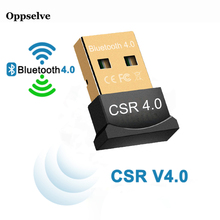 Adapter Dongle-Driver Mini-Usb Bluetooth Csr-4.0 Laptop Wireless Oppselve V4.0 for Computer