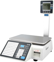 Afanda scale cl 300 with barcode printer