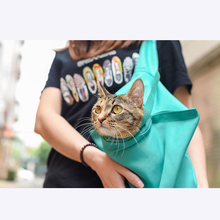 Carrier-Bag Pouch Tote Cat-Sling Shoulder-Carry-Handbag Comfortable Travel Small Soft