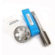HSS Metric Right Hand Tap and Die Set M6 M7 M8 M9 M10 M11 M12 M13 M14 M15 M16 Fine Screw Thread Dies Taps M17 M18 M19 M20 M24