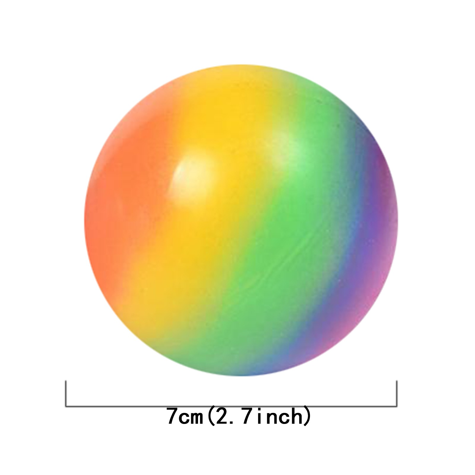 Decompression Toy Vent-Ball Colorful Birthday-Gifts Adults Creative Children And img3