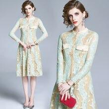 Женское платье с карманами simgent элегантные вечерние платья