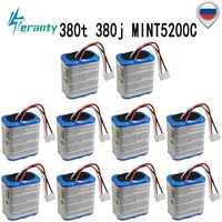 Original 7.2v 2500 mah bateria para irobot roomba braava 380 380 t hortelã 5200c ni-mh 2500 mah 2.5ah 7.2v bateria recarregável 1 pcs