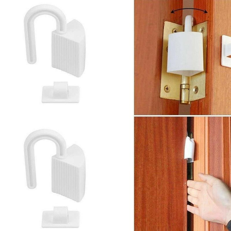 Bag 2 Baby Safety Anti-clamphand Door Card Children Anti-clamp Hand Door Carmen Stop Door Plug