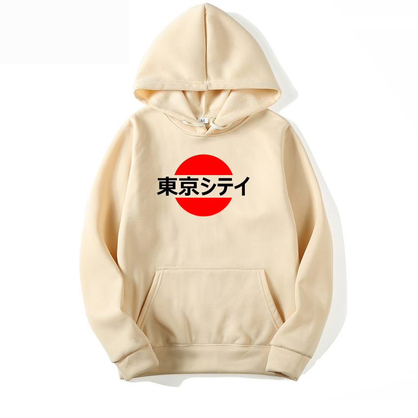 2020 New Arrival Cool Tokyo City Printing HOODIE Sweatshirt Harajuku Pullover Hoodies Hip Hop Thin Mens Hoodies Streetwear