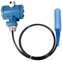 Water Tank Level Sensor Hydrostatic Level Transmitter 1 Meter Range 1 Meter for most industrial liquids and oils