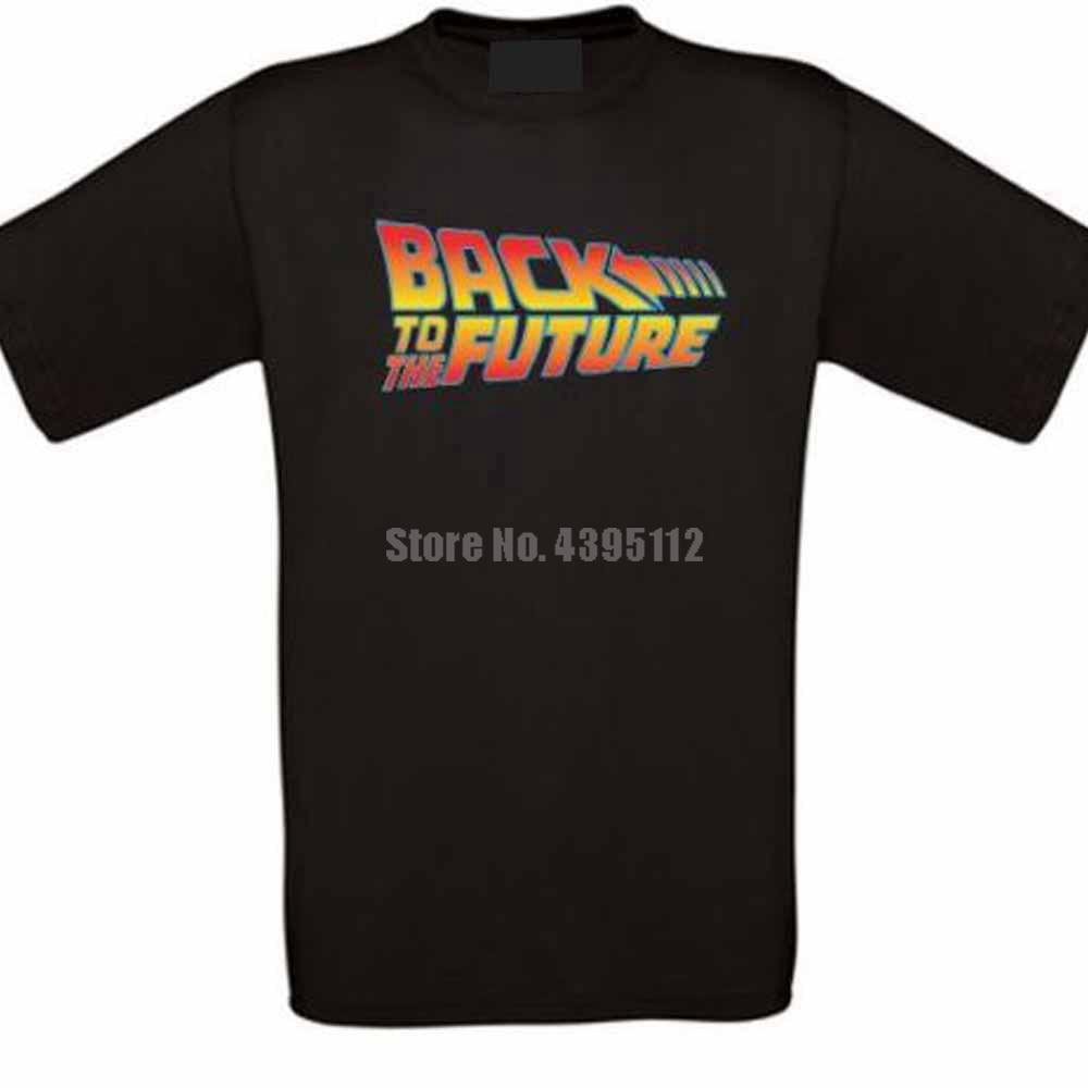 Gran Scott! Camiseta Volver Al Futuro Doc Emmett Brown Marty Mcfly película divertida