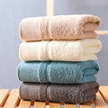 100% Combed Cotton 40-ply Towels Set Solid Bath Towel Soft Face Towel for Adults Washcloths Highly Absorbent Towels Bathroom