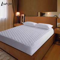 Travel Service Hotel Memory foam portable for mattress Protection Pad Thick Mattress Linen Manufacturer Custom