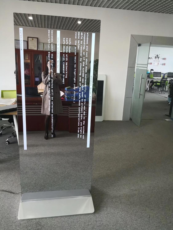 Большие размеры 32-43 до 49 55 дюймов ПК Встроенный зеркальный ЖК-дисплей с сенсорным экраном цифровое зеркало