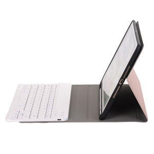 Image 3 - Backlit Toetsenbord Case Voor iPad 10.2 2019 met Potlood Houder Case voor Apple iPad 7th Generatie 10.2 inch draadloze toetsenbord capa