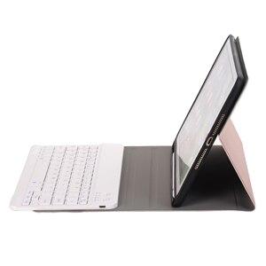 Image 3 - Funda de teclado retroiluminada para iPad 10,2 2019 con soporte de lápiz para iPad de Apple de 7 Generación de 10,2 pulgadas teclado inalámbrico capa