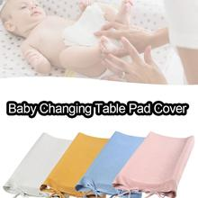 Mat Diaper Changing-Pad Baby Breathable Soft Cover-Sheets Nappy Infant New